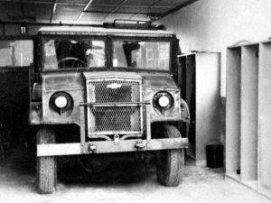 Chevrolet HUP (collectie Brandweervoertuigenonline)